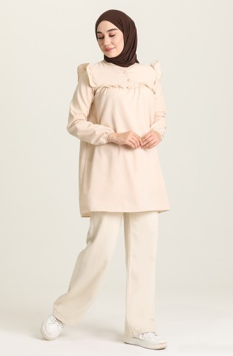Cream Tunics 3001-02