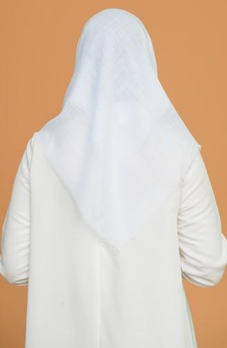 Weiß Kopftuch 90105-46