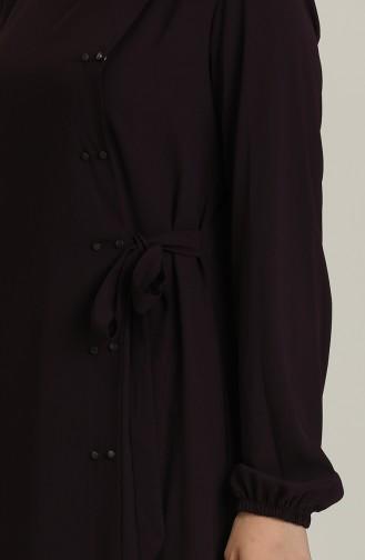 Purple Abaya 5030-01