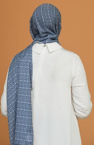شال أزرق 1000-500