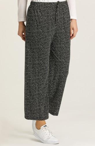 Black Pants 8354-01