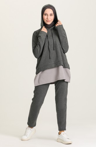 Gray Tracksuit 3271-11