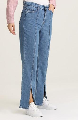 Jeans Blue Broek 7515-03