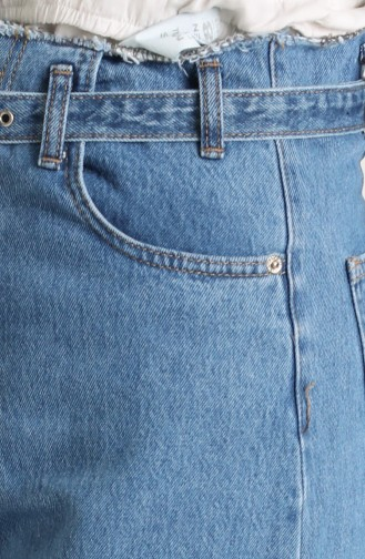 Jeans Blue Broek 7516-01
