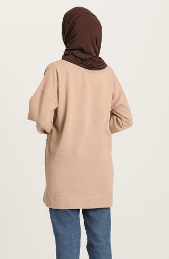 Camel Sweatshirt 1011-02