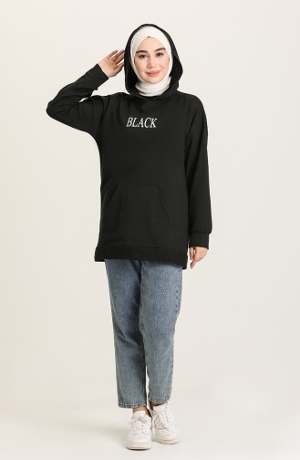 Black Sweatshirt 1015-03