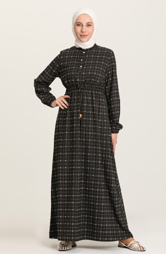Robe Hijab Noir 60331-01