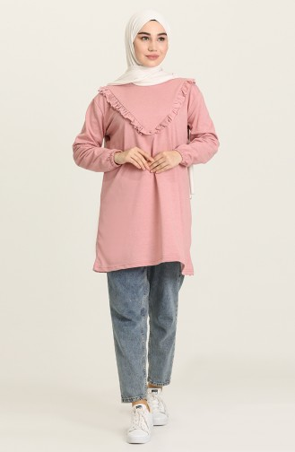 Dusty Rose Tunics 1007-09