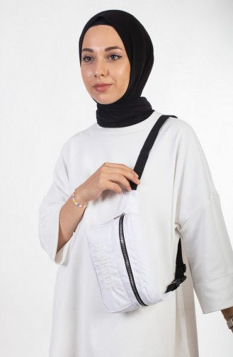 Belly Bag أبيض 6010-02