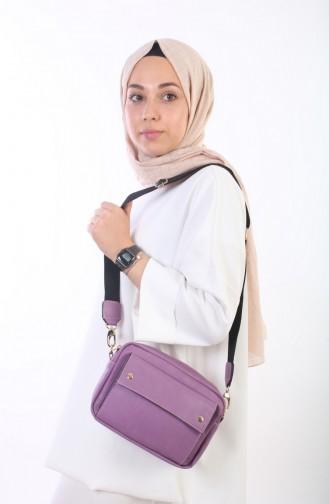 Violet Shoulder Bags 6059-04