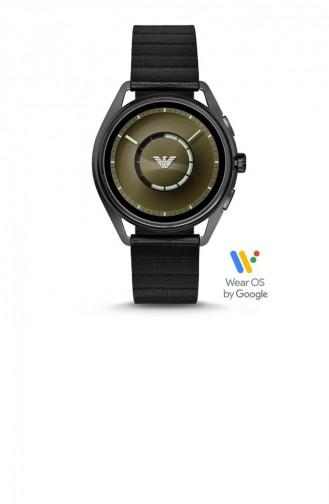 ساعة أسود 5009