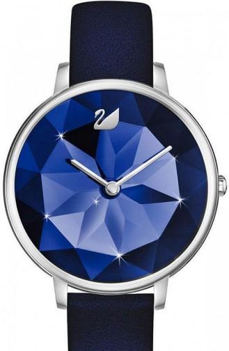 Navy Blue Wrist Watch 5416006