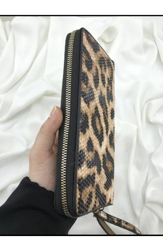 محفظة نقود بُني 1204-01