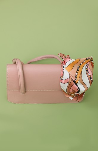Peach Pink Foulard 62046-01