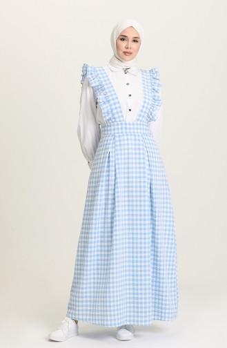 Blue Gilet 1638-07