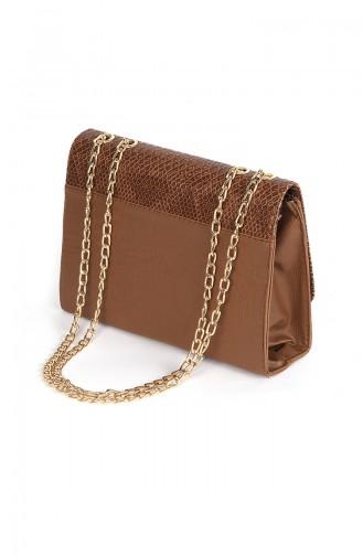 Tan Shoulder Bags 140675