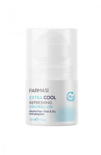 Farmasi Extra Cool Roll On 50 Ml 1107503 1107503