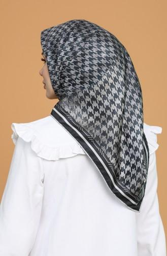 Echarpe Noir 1037-07