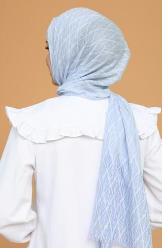 Blue Shawl 10060-07