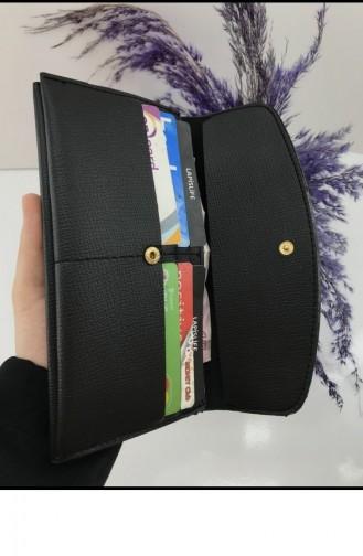 Black Wallet 001240.SIYAH
