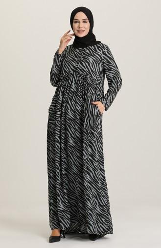فستان أسود 3291-01