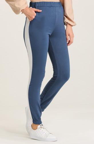 Pantalon Sport Bleu 5004-01