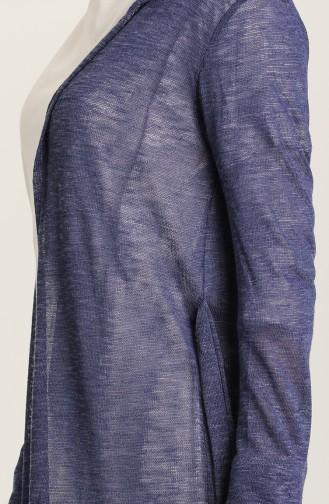 كارديجان أزرق داكن 1645-03