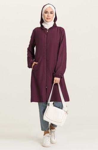 Purple Mantel 0202-08