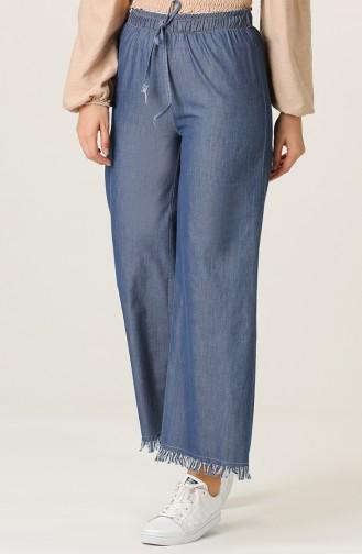 Pantalon Bleu Jean 4057-03