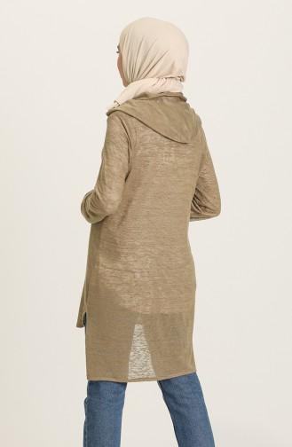Khaki Tunics 1632-01