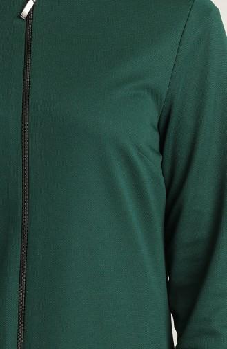 Emerald Abaya 1011-07