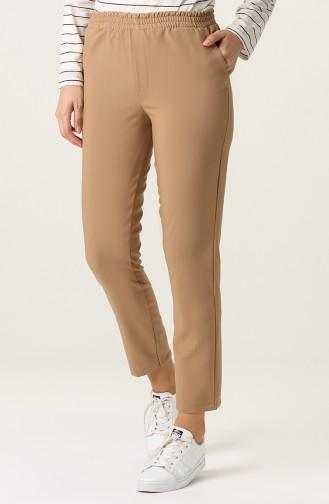 Pantalon Camel 2018-01