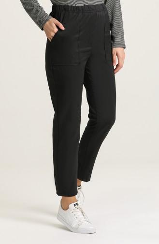 Pantalon Noir 2025-01