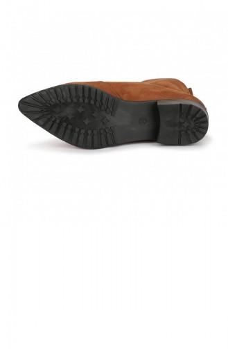 Tan Boots-booties 20KBOOTAYK00039_TAB
