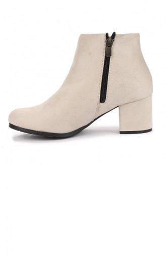 Skin Color Boots-booties 20KBOOTAYK00060_TE