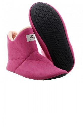 Fuchsia House Shoes 19KAYAYK0000019_FU