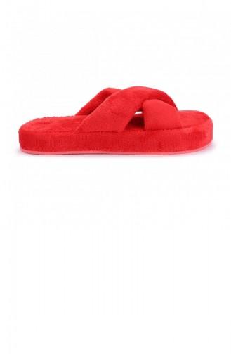 ششبشب نسائي للمنزل أحمر 20KTERAYK000010_KR