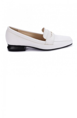 White Casual Shoes 20KGUNAYK000006_A