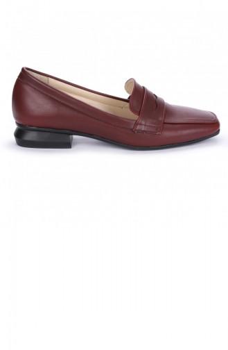 الأحذية الكاجوال أحمر كلاريت 20KGUNAYK000006_BR