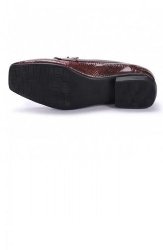 الأحذية الكاجوال أحمر كلاريت 20KGUNAYK000010_BR