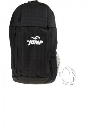 Black Backpack 19SEZAKSJUM0002_B