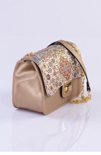 Copper Shoulder Bag 3259