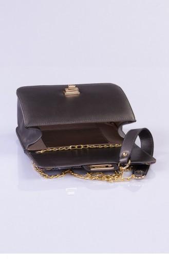 حقيبة كتف فحم الإنتراسيت 3291