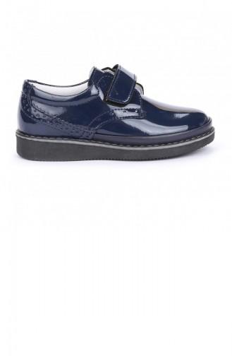 أحذية الأطفال أزرق كحلي 20KKLASAN000003_C