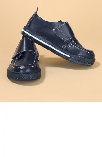 أحذية الأطفال أزرق كحلي 20KGUNKIK000001_C