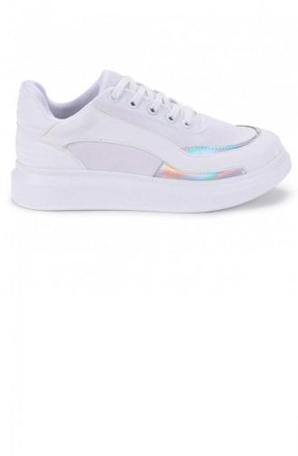 White Sneakers 21YSPORWOGGO039_P02
