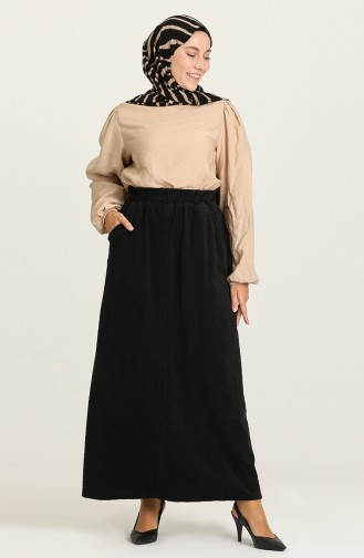 Jupe Noir 2033-01