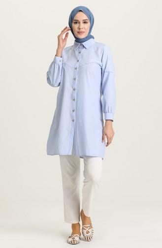 Tunique Bleu 5253-07