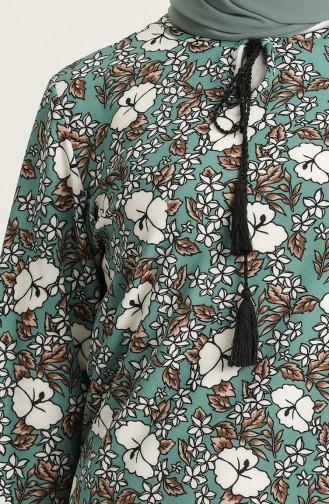 Green Almond Blouse 71328-01