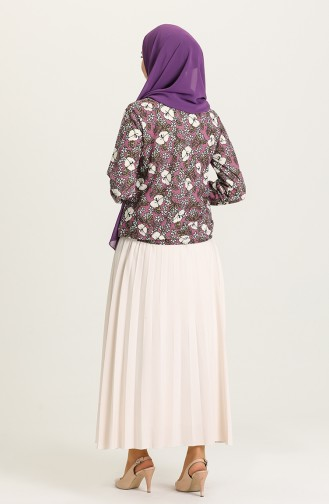Purple Blouse 71328-03
